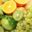 Fruit for a healthy feed - Stock Photo