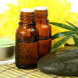 Stock Photo: Oil for aromatherapy