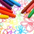 Color pencils — Foto de stock #14363851