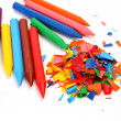 colour pencils — Stockfoto #14363903