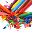 colour pencils — Stockfoto #14363943