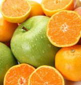 Fruit for a healthy feed — Stock Photo