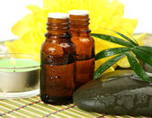 Oil for an aromatherapy — Foto Stock