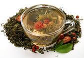 Fragrant tea — Stock Photo