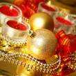 Christmas ornaments — Stock Photo #14381965
