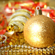 Christmas ornaments — Stockfoto #14382109