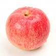 Stock Photo: Ripe apple
