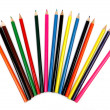 Color pencils — Stockfoto #14382423