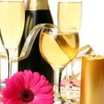 şampanya — Stok fotoğraf