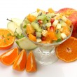 Salad from ripe fruit — Stock Photo #17346657