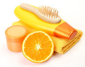 Subjects for personal hygiene — Stock Photo