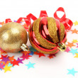 New Year's ornaments — Stock Photo #17849797