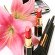 Decorative cosmetics — Lizenzfreies Foto