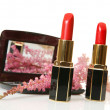 Stock Photo: Decorative cosmetics