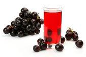 Ripe fruit and juice — Stockfoto