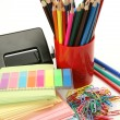 Color pencils — Stockfoto #21225715