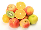Ripe fruit for a healthy feed — Stock Photo