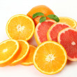 Ripe oranges  — Stock Photo #23124036