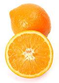 Naranjas maduras para una alimentación saludable — Foto de Stock