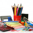 Stockfoto: School accessories