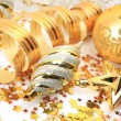 Royalty-Free Stock Photo: New Year\'s ornaments