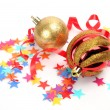 New Year's ornaments  — Foto Stock