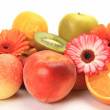 Ripe fruit for a healthy feed — Foto de Stock