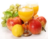 Ripe fruit for a dietary feed — Stock Photo