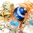 New Year's ornaments — Stock Photo #26880677