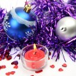 New Year's ornaments — Stock Photo #26881475