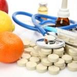 Subjects for treatment of illness — Stock Photo #26882461