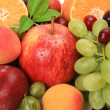 Ripe fruits — Stock Photo