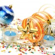 Christmas ornaments — Stock Photo #29737859