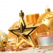 Stockfoto: New Year's ornaments
