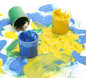 Paints — Stock Photo
