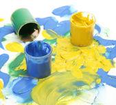 Paints — Zdjęcie stockowe
