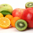 Stock Photo: Ripe fruit for a healthy feed