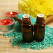 Stock Photo: Subjects for aromatherapy