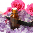 Accessories to an aromatherapy — Photo
