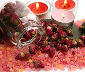 Konular bir aromaterapi için — Stok fotoğraf