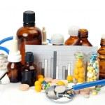 Subjects for treatment of illness — Stock Photo #31046921