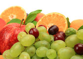 Ripe fruit for a healthy feed — 图库照片