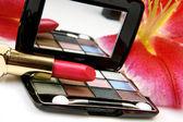 Decorative cosmetics — Stock Photo