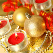Photo: Christmas decorations