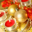 Christmas decorations — Foto de stock #34681013