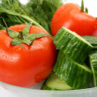 Fresh vegetables — Stock Photo #35545221