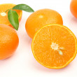 Ripe orange fruits — Stock Photo