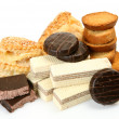Stock Photo: Confectionery products