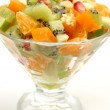 Salad from fruits — Stock Photo