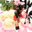 Female decorative cosmetics — Stockfoto